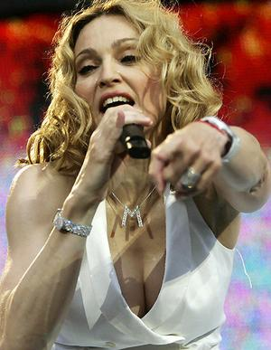 Madonna looks a lot younger than her age - we think antioxidants are a key factor!