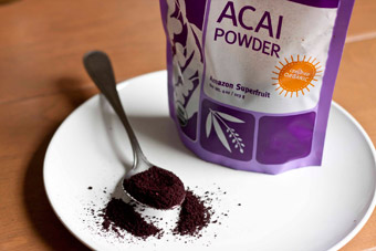 Acai Berry Power Extract Tri-Pack Powder