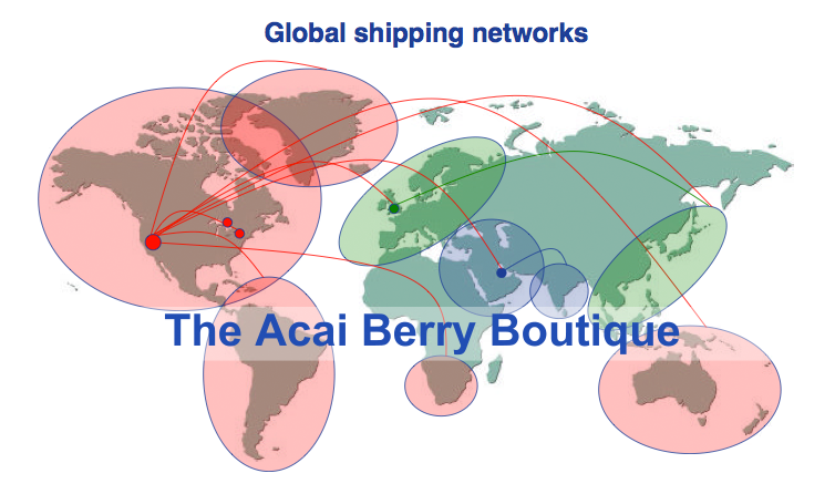 Global Shipping Networks